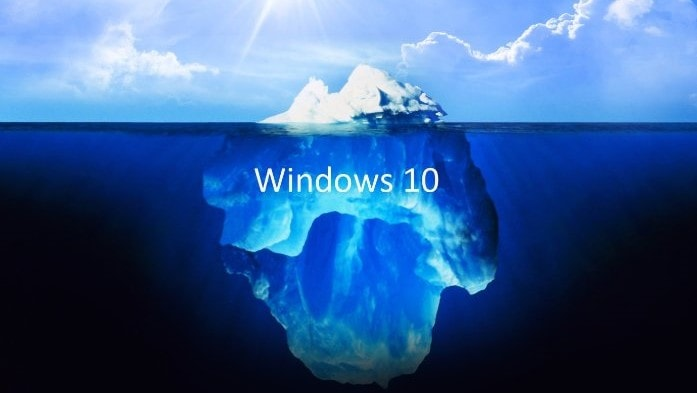 Windows 10 - the product is you